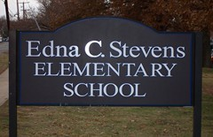 Edna C. Stevens School has been accredited by NAEYC