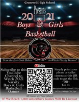 CHS BASKETBALL FLYER