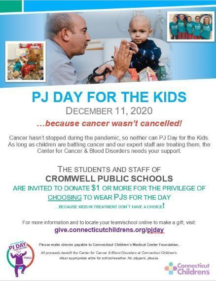 PJ Day for the Kids 2020